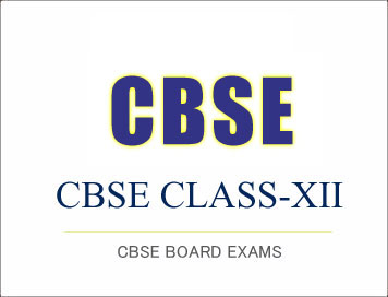 CBSE BOARD Class 12th (Class-XII) - Papers, Model Answers