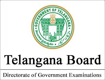 Telangana board Logo